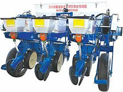 吉林康達2BMZF-3免耕播種機