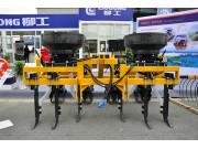 柳工M612甘蔗中耕施肥培土机