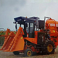 廣西農機院4GZQ-260甘蔗聯合收割機