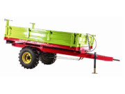 TSOC-3自卸拖车