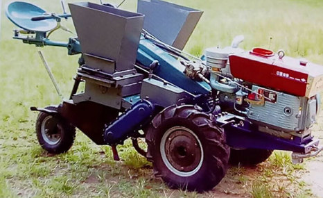 廣西農機院3ZFS-1甘蔗中耕施肥培土機