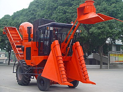 广西农机院3GZ-180甘蔗联合收割机
