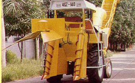廣西農機院4GZ-140甘蔗聯合收割機