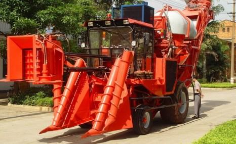 廣西農機院4GZ-250甘蔗聯合收割機