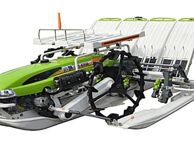 浙江小精2ZX-430A(AP40)手扶水稻插秧机