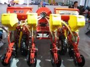 现代农装(中农机)2BQX-4玉米清垄免耕播种机