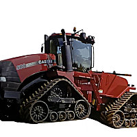 凯斯steiger470履带式拖拉机
