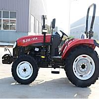 世纪红554拖拉机