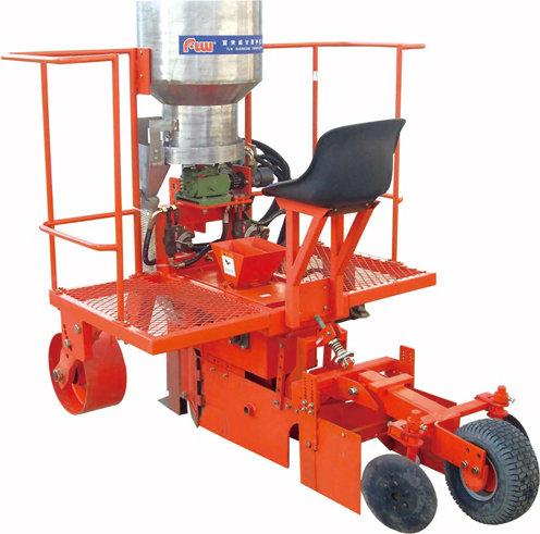 富来威2CZX-1甘蔗种植机