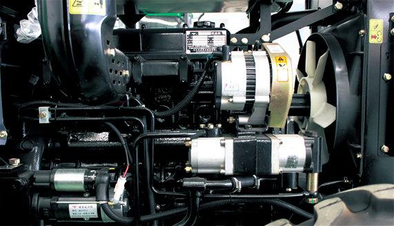 常发CFC454轮式拖拉机柴油机