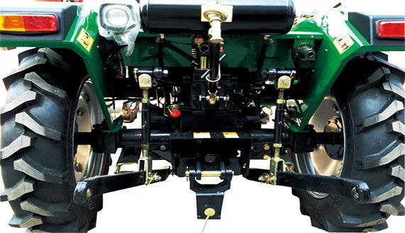 常发CFC454轮式拖拉机液压提升系统