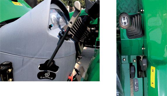 常发CFC454轮式拖拉机8+8梭式侧换挡