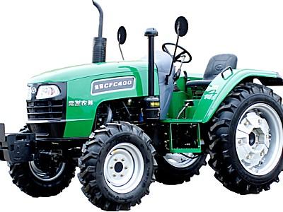 常發CFC400輪式拖拉機