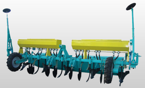 沃尔农装1DGC-6大垄高台成形机