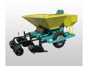 2CMF-4馬鈴薯施肥種植機