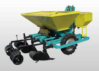 沃爾農裝2CMF-2馬鈴薯施肥種植機