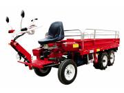 WY-500-8M农用四轮车