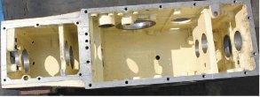 沃得奥龙WD554轮式拖拉机变速箱