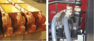沃得奥龙WD554轮式拖拉机提升器