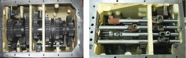 沃得奥龙WD1204G轮式拖拉机变速箱