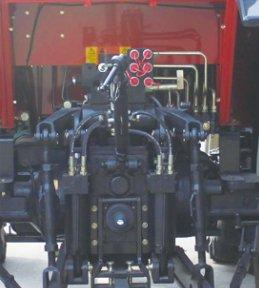 沃得奥龙WD1204G轮式拖拉机