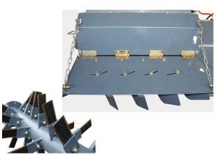 沃得銳龍4LZ-5.0E聯合收割機刀片