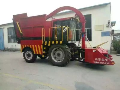 犇牛4QZ-2300自走式青饲料收获机