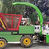 自走式青飼料收獲機4QZ-1200自走式青貯機