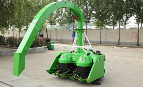 犇牛4QX-1400背负式青饲料收获机
