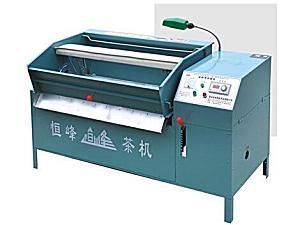 浙江恒峰6CCB-100人工型扁形茶炒制机