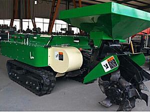 中运2F-30自走式多功能施肥机