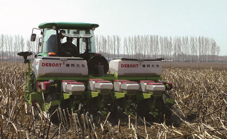 DEBONT(德邦大为)2BMG-2免耕精量播种机
