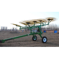 轩禾XH1070V搂草机