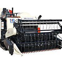 科利亞4LZ-4.0履帶自走全喂入聯合收割機