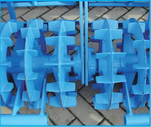德國雷肯(LEMKEN)System-Kompaktor苗床播前整地機細節