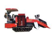 4YZL-2型自走履带式玉米收割机