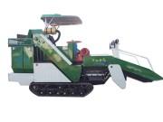 4YZL-2H型自走履帶式玉米收割機