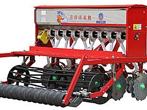 喜洋洋2BX-8小麦播种机
