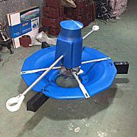 渔超QT-1.5KW三相380V双速推浪曝气式增氧机