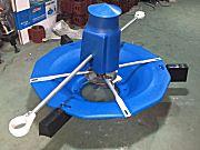 渔超QT-1.5KW单相220V双速推浪曝气式增氧机