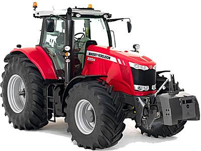 麦赛福格森MF 2204拖拉机