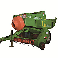 綠蔭9YFQ-1.9方草捆打捆機