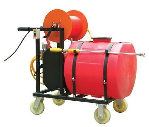 廣聯3WZG-15D手推帶桶式電動噴霧機