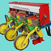 大洋風2BFY-3玉米免耕施肥播種機