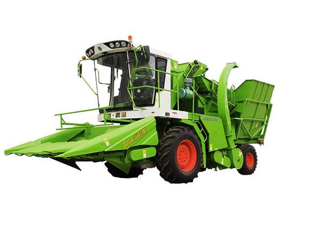 润源4YZ-4(6588型)玉米收割机