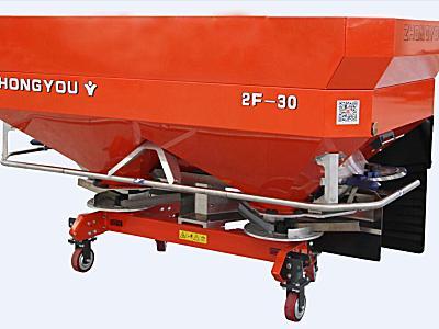 中友财富2F-30撒肥机颗粒肥