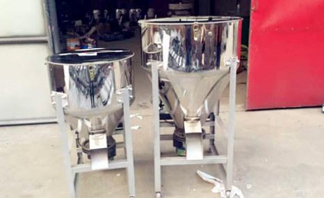 河南富兴50公斤立式拌种机