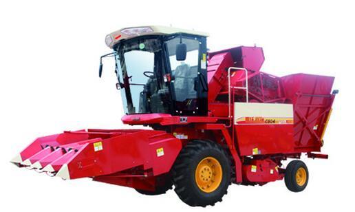 谷神CB04(4YZ-4D1)玉米收獲機
