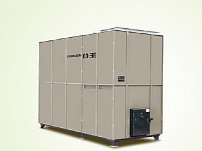 中联谷王HC50箱式热风炉