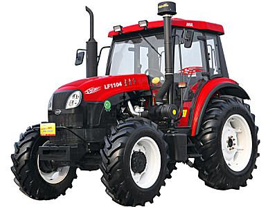 东方红LF1104动力换挡拖拉机